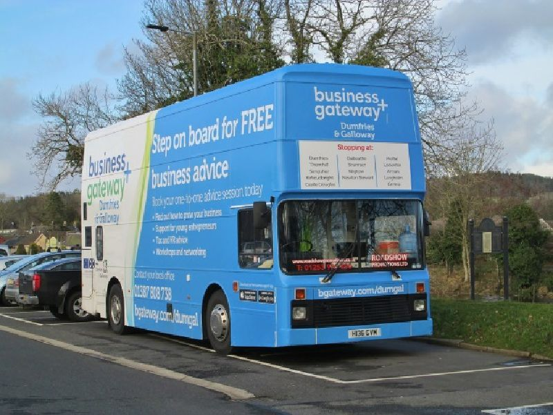 Dumfries & Galloway Hospitality Bus