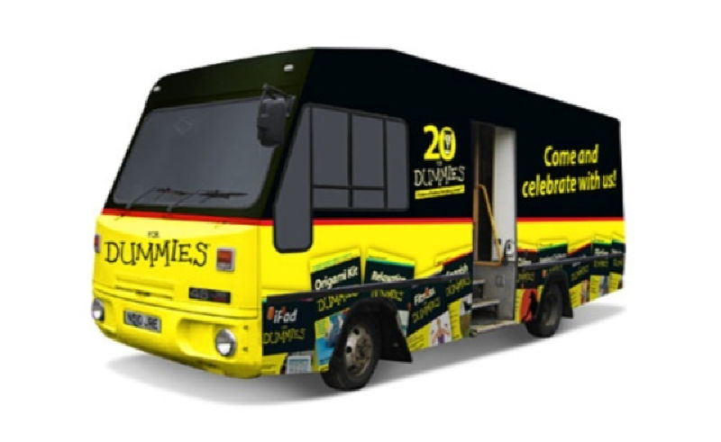 for Dummies HGV Conversion