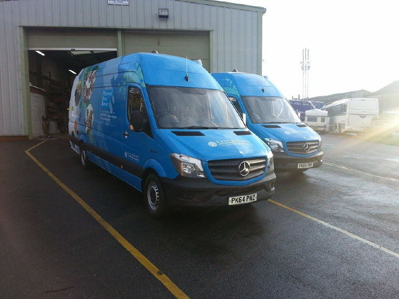 East Riding Of Yorkshire Outreach Van Conversions